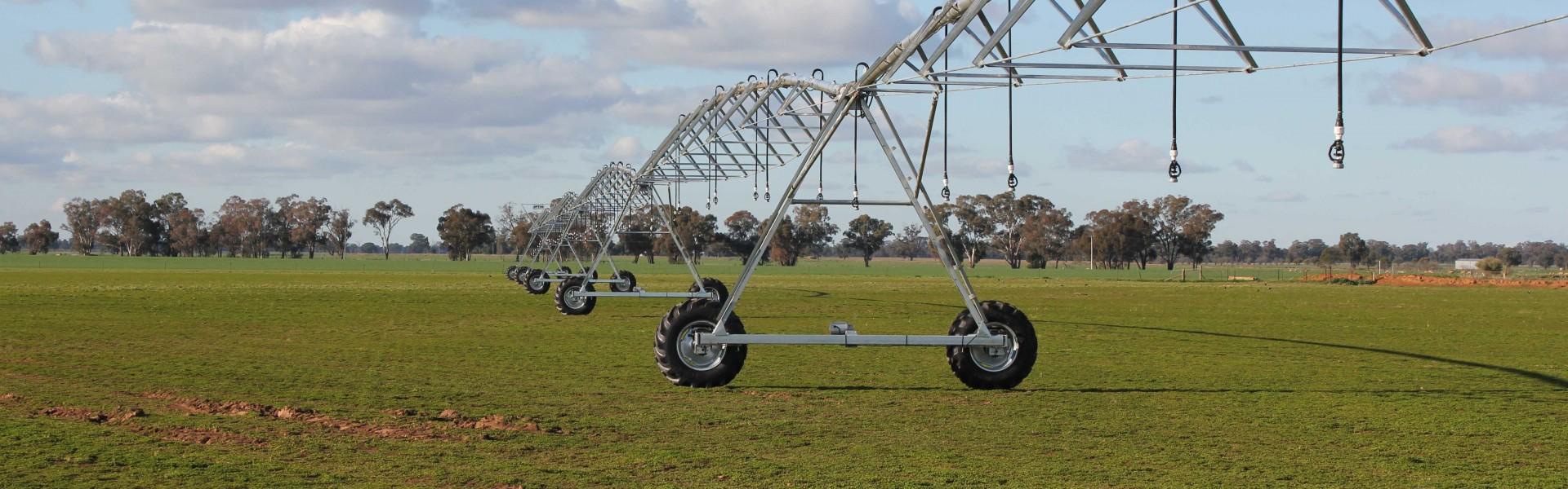Australia's Premier Pivot Irrigation Manufacturer