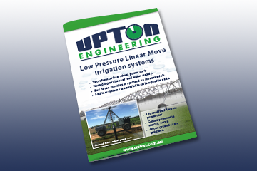 Linear Move Irrigation Brochure