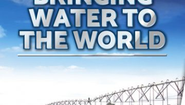 Bringing Water To the World (The Edge Magazine Feature)
